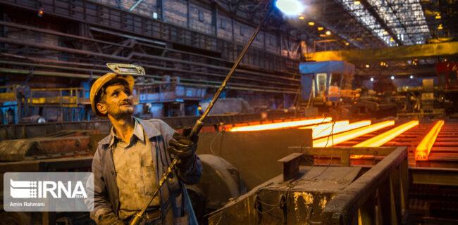 ایران دهمین فولادساز و دومین تولیدکننده آهن اسفنجی جهان