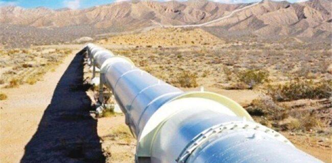 سودجویان برداشت غیرمجاز خط لوله انتقال نفت شاهرود ناکام ماندند