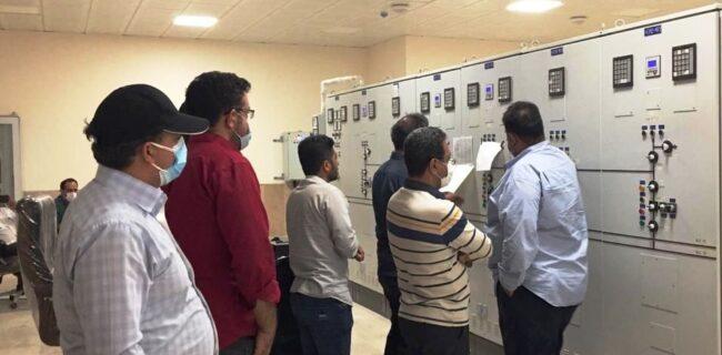 ۱۵۰ تا ۲۰۰ مگاوات برق از نیروگاه عسلویه وارد شبکه سراسری میشود