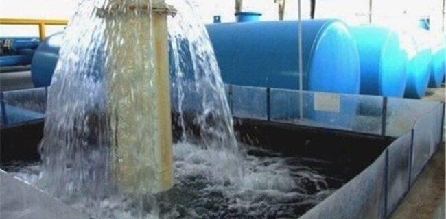 آب ۳۸ درصد جمعیت سیستان و بلوچستان از آبهای سطحی تامین میشود