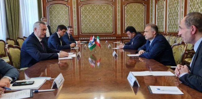 آمادگی پایتخت علم و فناوری روسیه برای همکاریهای گسترده با ایران