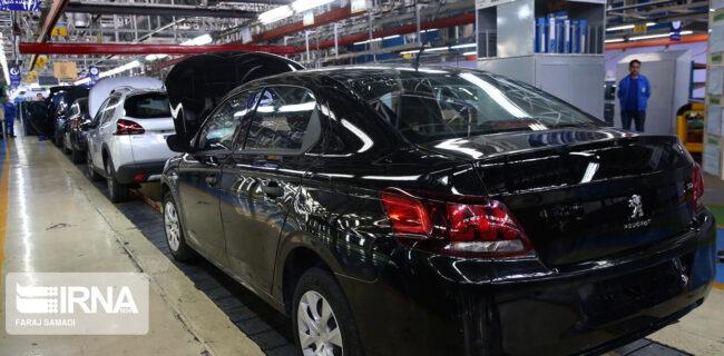 تولید ۳ خودرو با ۵ ستاره کامل کیفی در تیرماه ۱۴۰۰