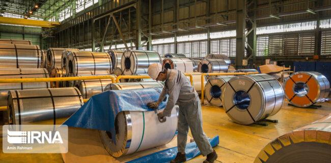 رشد بیش از ۱۰۰ درصدی صادرات شرکتهای بزرگ فولادی