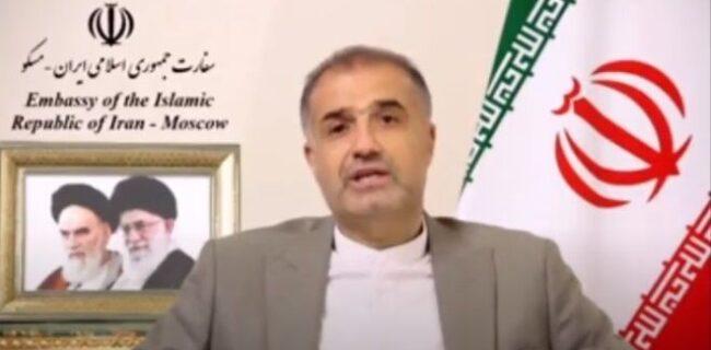 سفیر ایران در روسیه: در باره نفت وگاز با هیچ رسانه ای مصاحبه نکرده ام