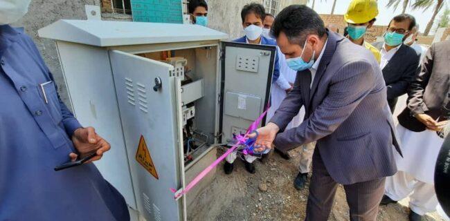 ١۴ طرح و پروژه کشاورزی، برق رسانی و راه روستایی در ایرانشهر افتتاح شد