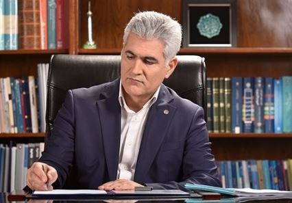 پیام تبریک دکتر بهزاد شیری مدیرعامل پست بانک ایران به مناسبت فرا رسیدن هفته دولت، روز بانکداری اسلامی و روز کارمند