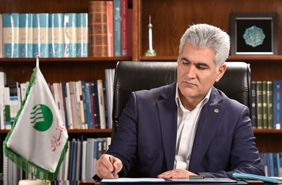 پیام دکتر بهزاد شیری مدیرعامل پست بانک ایران به مناسبت سالروز بازگشت آزادگان