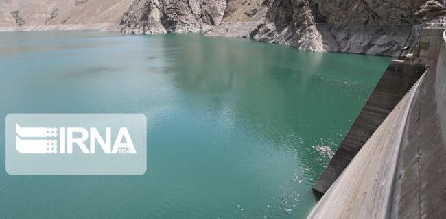 کاهش ۲۹ درصدی ذخیره آب سدها