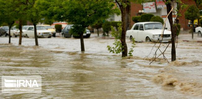 احتمال وقوع سیل در سه استان کشور