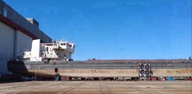 اعلام حمایت روسیه برای همکاری با ایران در کشتی سازی