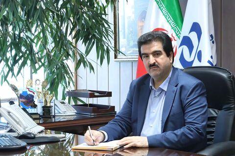 مدیرعامل بانک رفاه کارگران هفته بانکداری اسلامی را تبریک گفت