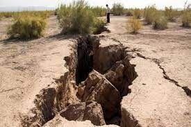 همه ۵۰۰ دشت دارای آب شیرین کشور با خطر فرونشست مواجهاند