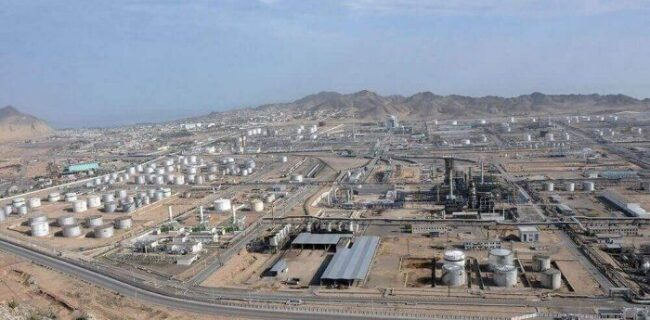 پالایشگاه ترکمن باشی ترکمنستان سوخت هواپیما تولید می کند