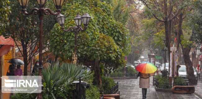 کاهش بیش از ۳۸ درصدی بارشهای کشور