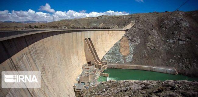 کاهش ۲۶ میلیارد متر مکعبی آب ورودی به سدهای کشور