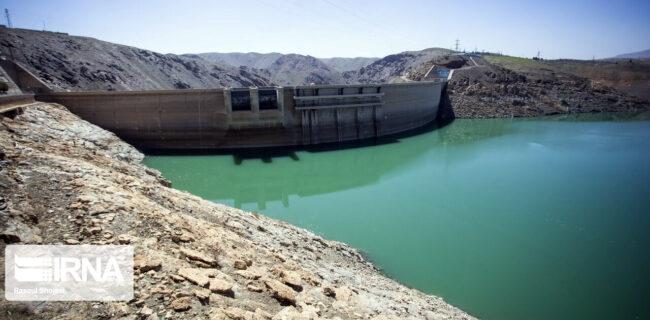 کاهش ۳۰ درصدی حجم آب سدهای کشور