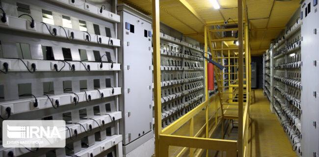 کاهش ۵ درصدی کشفیات مراکز استخراج غیرمجاز رمزارز در بخش صنعت
