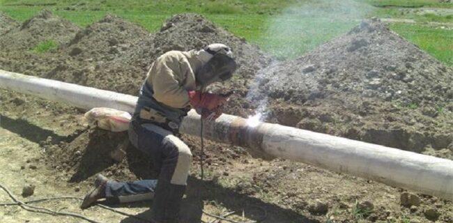 گازرسانی به ۴۳ روستای شهرستان روانسر از سر گرفته میشود