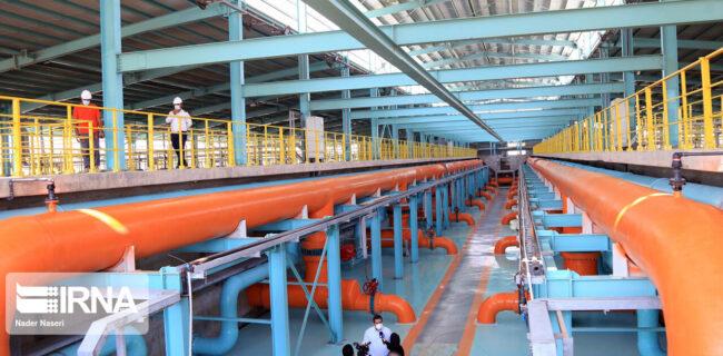 انتقال ۲۸۰ میلیون متر مکعب آب دریا به سه استان شرق کشور