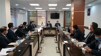 بازدید نایب رئیس هیأت مدیره بانک مهر ایران از شعب استان خراسان رضوی
