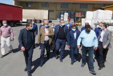حمایت از توسعه تولید و اشتغال، رسالت اصلی بانک ملی ایران