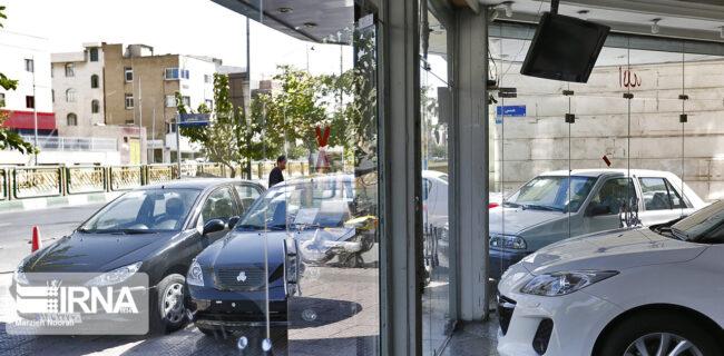 خریداران خودرو در انتظار کاهش قیمتها/بازار خارجیها در خواب عمیق
