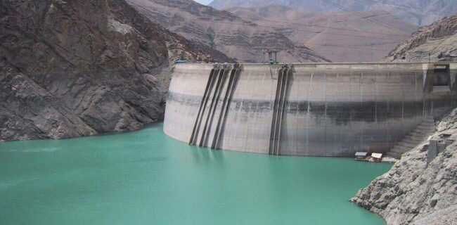 سال آبی جدید تهران با کسری ۳۱۴میلیون مترمکعبی مخزن سدهای استان آغاز شد