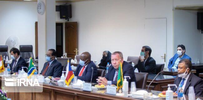 سفیران چهار کشور خارجی در بازدید از ظرفیتهای استان مرکزی چه گفتند؟