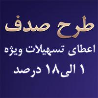 سپرده متقاضیان طرح «صدف» بانک ملی ایران، مسدود نمی شود