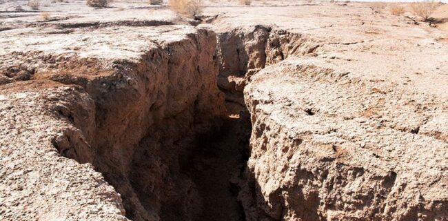 همه استانهای کشور بهجز مازندران و گیلان دچار فرونشست شده اند