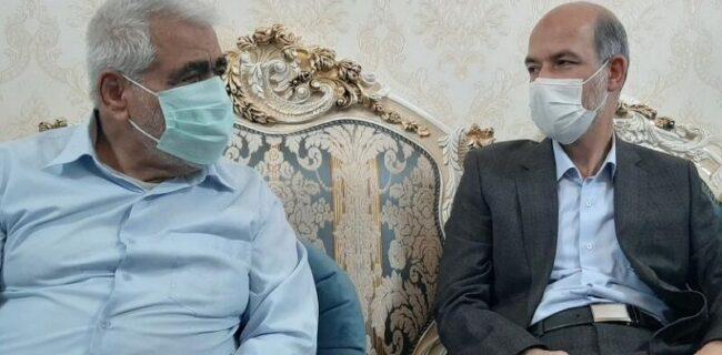 وزیر نیرو: سالن چندمنظوره در روستای بحیری دشتی ساخته میشود
