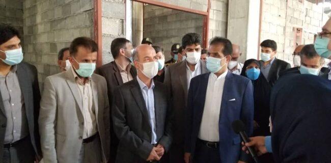 وزیر نیرو: پنج سد جدید در استان بوشهر بهرهبرداری میشود