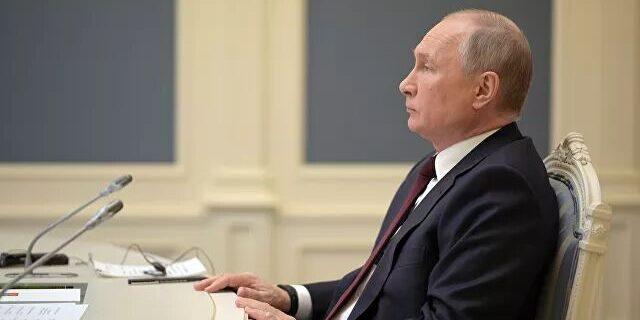 پوتین در مورد بهای بالای نفت و گاز هشدار داد