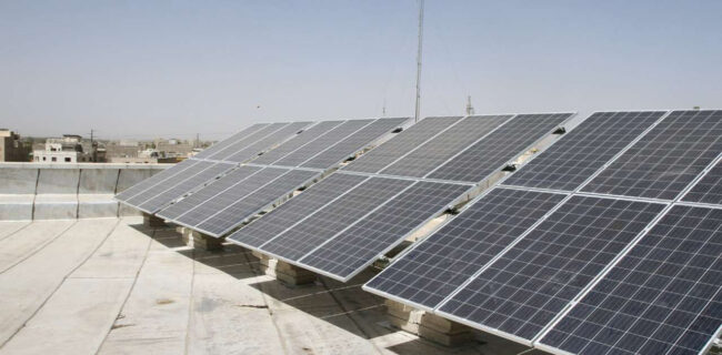 کاهش تولید برق از منابع انرژیهای تجدیدپذیر